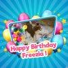 Freezia of the nyssen family