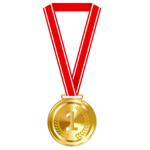 a gold medal